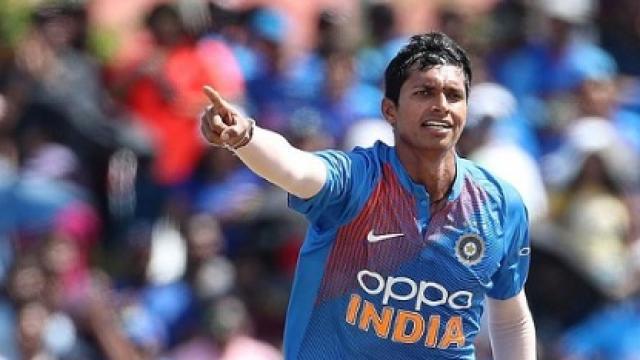 West Indies vs India: Virat Kohli Calls Navdeep Saini