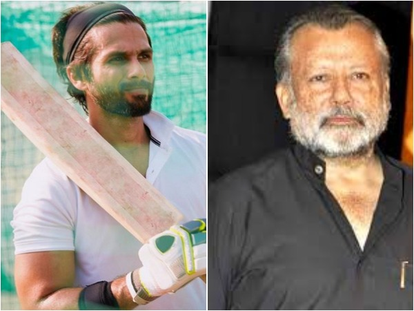 Shahid Kapoor to share screen with father Pankaj Kapur in upcoming sports drama 'Jersey'