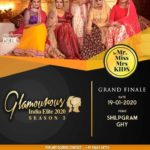 Mr Miss & Mrs Glamorous India Elite 2020